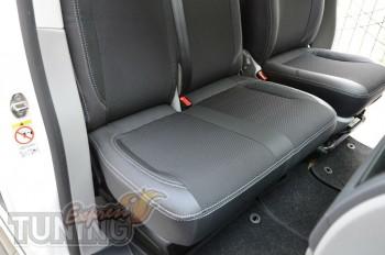 Чехлы Фольксваген Транспортера Т6 (купить авточехлы на сиденья V