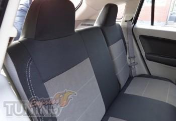 автомобильные Чехлы Додж Калибер (авточехлы на сиденья Dodge Cal