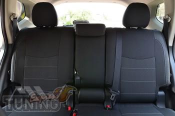 автоЧехлы Ниссан Х-Трейл Т32 (авточехлы на сиденья Nissan X-Trai
