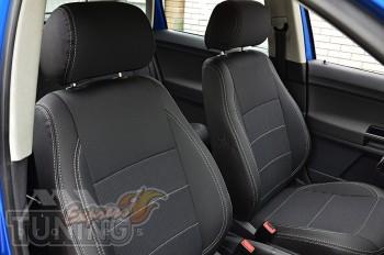 Чехлы Фольксваген Поло 4 (авточехлы на сиденья Volkswagen Polo 4