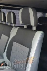 купить Чехлы Фольксваген Транспортера Т4 (авточехлы на сиденья V