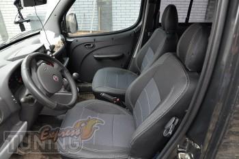 Чехлы Фиат Добло 1 Карго (авточехлы на сиденья Fiat Doblo I Carg