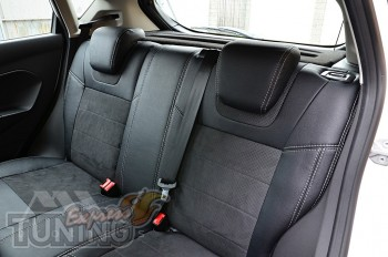 чехлы салона Ford Fiesta VI