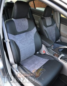 заказать чехлы Хонда Цивик 9 4Д (чехлы Honda Civic 9 4D)