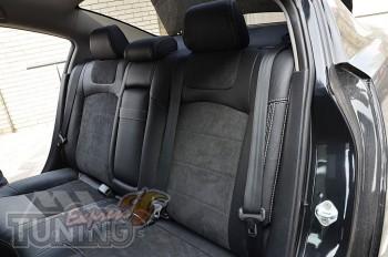 авточехлы Mazda 3 BK