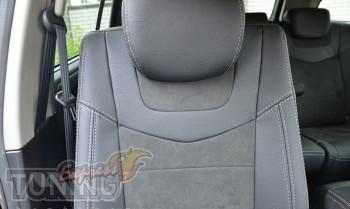 купить Автомобильные чехлы SsangYong Kyron