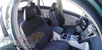 чехлы Subaru Outback BM