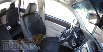 чехлы сидений Subaru Outback BM