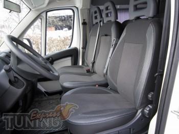 Чехлы Ситроен Джампер 2 (авточехлы на сиденья Citroen Jumper 2)