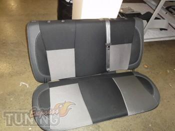 Чехлы для автомобиля Заз Форза (авточехлы на сиденья Zaz Forza)
