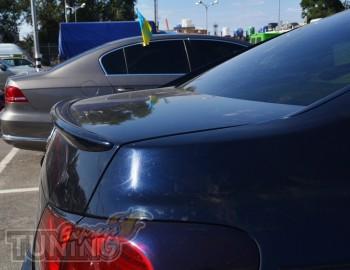 Купить лип спойлер на Lexus IS250