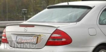 Накладка на заднее стекло Мерседес W211 (спойлер-бленда)