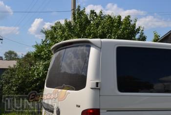 Спойлер распашенка Фольксваген Транспортер Т5 (фото ExpressTunin