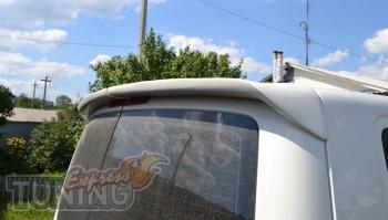 Оригинальный спойлер для авто Фольксваген Транспортер Т5 (2 двер