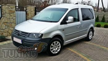 Заказать реснички на фары Volkswagen Caddy (реснички Фольксваген