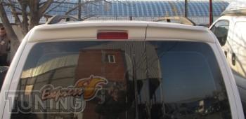 Купить задний аэродинамический спойлер на Фольксваген Кадди (фот