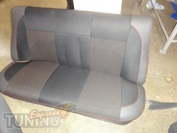 купить Чехлы ВАЗ 2107 (заказать авточехлы на сиденья Лада 2107)