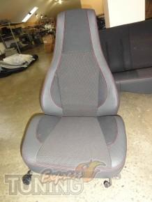 качественные чехлы ВАЗ 2107 (авточехлы на сиденья Лада 2107)