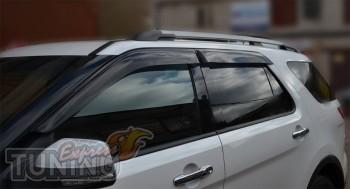 Ветровики окон Ford Explorer 5