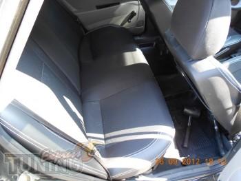 Чехлы в салон Лада Приора седан (авточехлы на сиденья Lada Prior