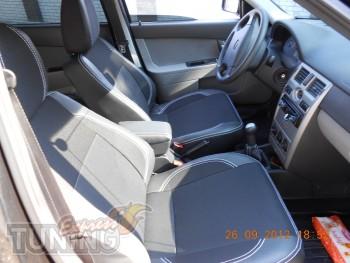 Чехлы Лада Приора (авточехлы на сиденья Lada Priora hatchback)