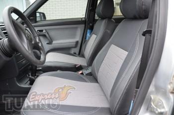 Чехлы в салон ВАЗ 2111-2112 (авточехлы для сиденья Лада 2111-211