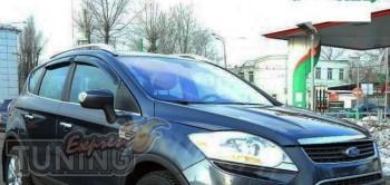 купить Ветровики Форд Куга 2 (дефлекторы окон Ford Kuga 2)