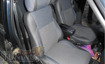 Чехлы ВАЗ 2113 (авточехлы на сиденья Лада 2113)