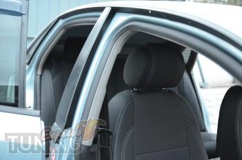 Чехлы на седение Ауди А4 Б6  (авточехлы в салон Audi A4 B6)