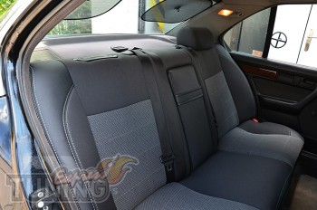 авточехлы BMW 5 E34