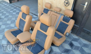автоЧехлы Toyota Land Cruiser 100