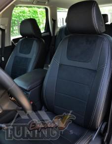 купить чехлы Volkswagen Touareg II LIFE