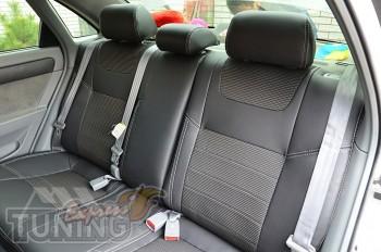 авточехлы Daewoo Gentra
