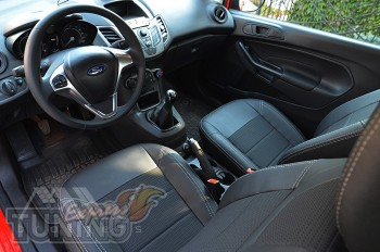 заказать Чехлы Ford Fiesta 6
