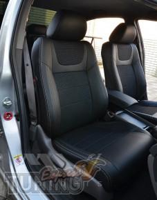купить чехлы Хонда Цивик 8 4Д (чехлы на Honda Civic 8 4D)