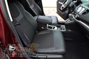 Чехлы сидений Хонда СРВ 4