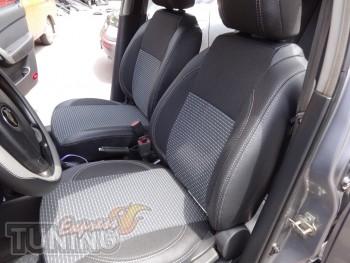 Чехлы Шевроле Авео 3 (авточехлы на сиденья Chevrolet Aveo T250)