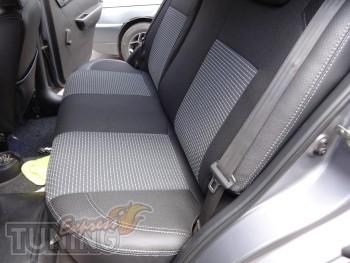 Чехлы Шевроле Авео 3 (авточехлы на сиденья для авто Chevrolet Av