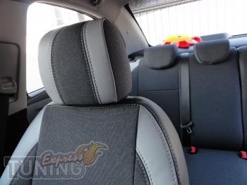 Чехлы Шевроле Авео Т300 седан купить (заказать авточехлы на сиде