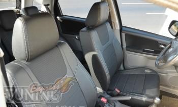 чехлы Suzuki SX4 1