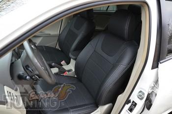 Чехлы в салон Toyota Corolla X