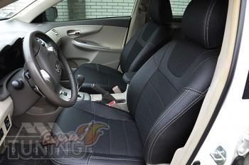 заказать Чехлы в салон Тойота Королла 10 (чехлы на Toyota Coroll