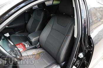 Чехлы в салон Toyota Camry V50