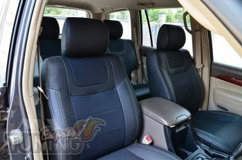чехлы Toyota Prado 120