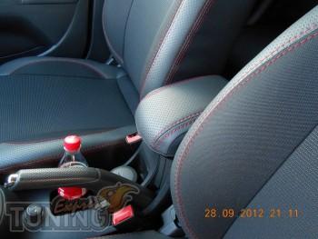 Чехлы в салон Шевроле Круз (авточехлы на сиденья для Chevrolet C