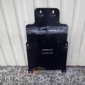 Защита коробки передач Мерседес Е-Класс W211 (защита АКПП Merced