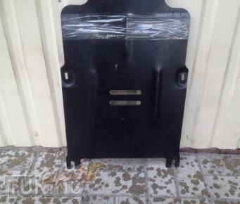 заказать Защиту коробки передач Мерседес W211 (защита АКПП Merce