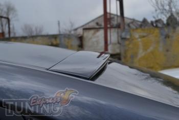 Тюнинг спойлер на стекло Hyundai Sonata 6 Yf (Expresstuning.com.