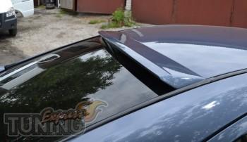 Спойлер на стекло Mitsubishi Galant 9 дорестайлинг (козырек на с