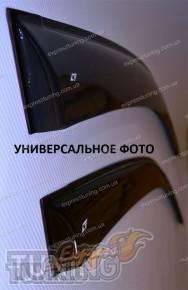 Оригинальные ветровики на окна Kia Ceed 2 поколения 3d